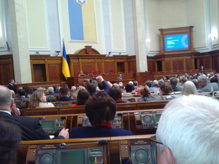 Парламентські слухання на тему: «Національна інноваційна система: стан та законодавче забезпечення розвитку»