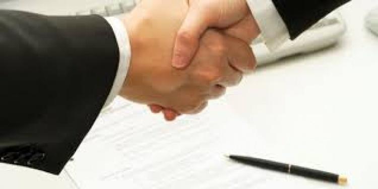 """Підписано Договір про співробітництво та організацію взаємовідносин з ТОВ """"НОВЕЛ ПРОДЖЕКТС ЕНД СОЛЮШИНС"""""""